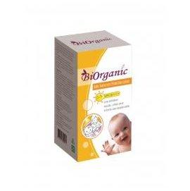 【淘氣寶寶】法國原料生產製造 寶兒有機天然嬰兒柔護防曬乳SPF30 50ml【無人工色素、香精】