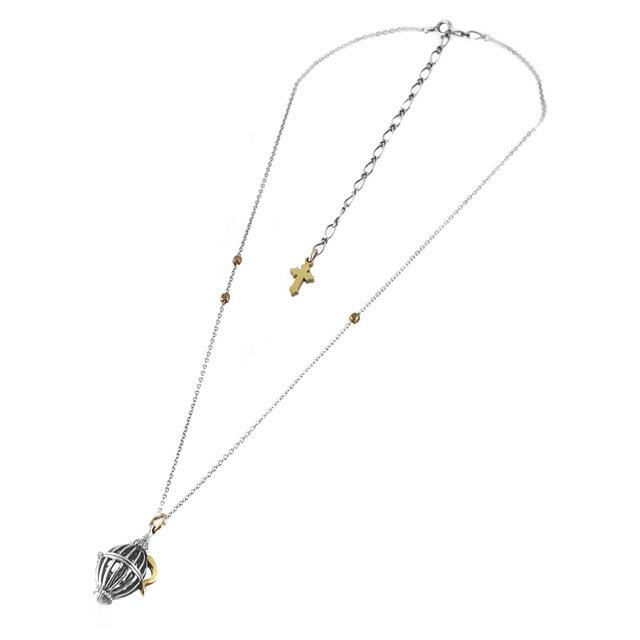 【海外訂購】【amp japan】Birdcage 鳥籠純銀項鍊(AMP-8AH-551  0608670000) 2