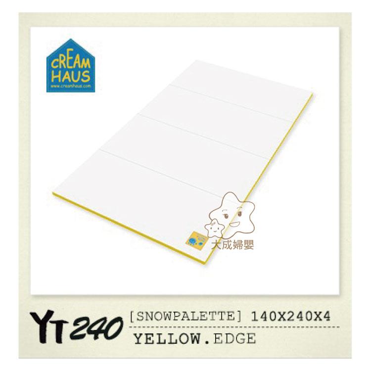 【大成婦嬰】RETRO 冰雪(YT240)地墊系列-140x240X4cm 1