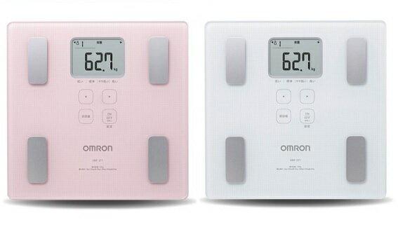 OMRON歐姆龍體脂肪機 HBF-217,限量加贈歐姆龍專用提袋
