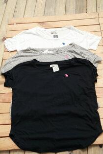 **C.F.**100%美國正品AE 素色t shirt