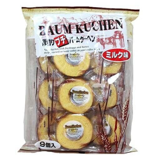 日本*牧原年輪蛋糕243G