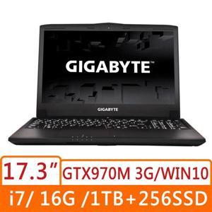 ★綠G能★全新★ 技嘉GIGABYTE P57W-2K767H16GS2H1DDW10 (黑) 筆記型電腦