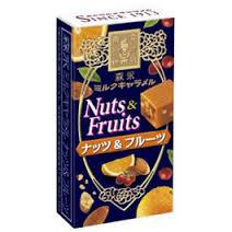 日本*森永焦糖果仁牛奶糖