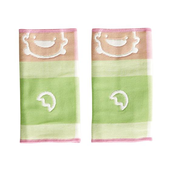 『121婦嬰用品館』黃色小鴨 六層立體紗-口水揹帶套 2