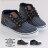 格子舖*【AJ18053】MIT台灣製 經典男款潮流牛仔布車線刷色 舒適繫帶休閒帆布鞋 滑板鞋 2色 0