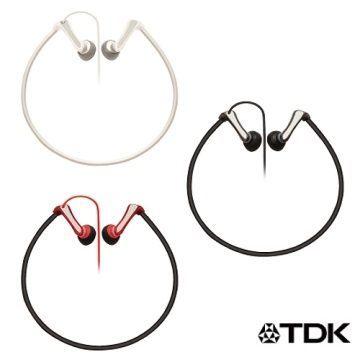 【集雅社】全新出清 TDK TH-SNB201 CLEF-Active Neckband 後掛式運動型耳機 防汗防潑水設計 公司貨 XBA-S65 參考