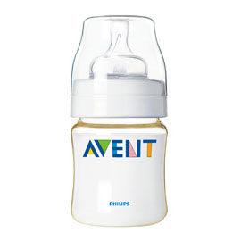【悅兒樂婦幼用品舘】AVENT 新安怡PES防脹氣奶瓶125ml(單入)