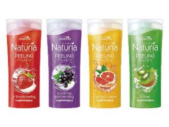 Naturia身體去角質凝露