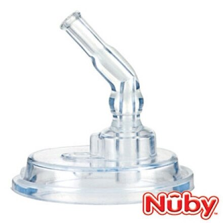 『121婦嬰用品』Nuby 不鏽鋼真空學習杯吸管(細) - 限時優惠好康折扣