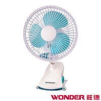 夏日涼一夏推薦WONDER 旺德USB插電式6吋夾立掛三用風扇 WD-9504FU