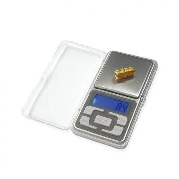 【威利家電】聖岡Dr.AV 攜帶型電子秤 迷你精密電子秤 PT-500G