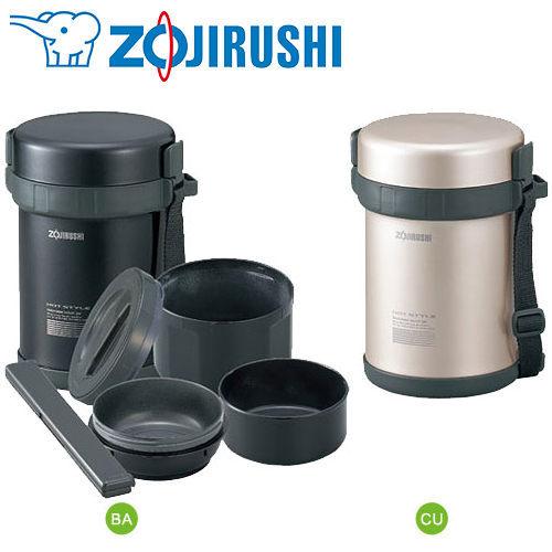 【威利家電】【刷卡分期零利率+免運費】ZOJIRUSHI 象印 SL-GF18 不鏽鋼真空保溫便當盒