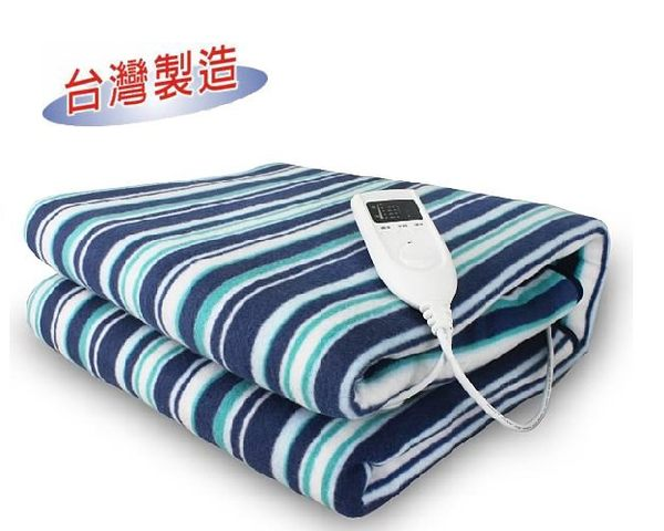 【威利家電】【刷卡分期零利率+免運】台灣製造 KOLIN歌林雙人微電腦電熱毯/電毯 KFH-SJ002