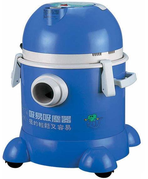 【威利家電】【分期0利率+免運】亞拓 家用乾濕吸塵器 CE-9810