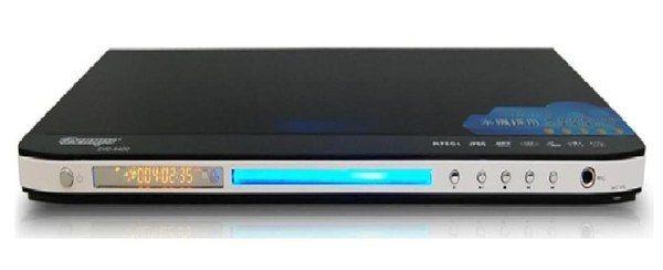 【威利家電】DENNYS MP4/USB DVD光碟機 . DVD-5400