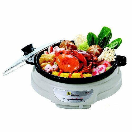 【威利家電】【分期零利率+免運】 鍋寶5公升 多功能料理鍋EC-5012/EC-5026