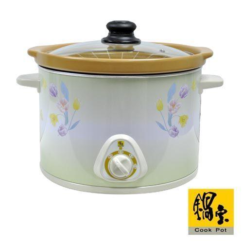 【威利家電】【刷卡分期零利率+免運費】鍋寶 5公升陶瓷燉鍋 EK-5688 ~~精火慢燉的好味道~