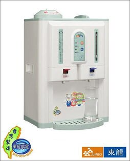【威利家電】【刷卡分期零利率+免運費】東龍 12公升超大容量溫熱開飲機 TE-812A