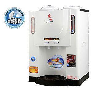 【威利家電】晶工牌溫熱全自動開飲機 JD-3601 飲水機