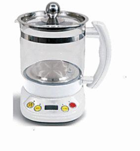【威利家電】Ambi恩比全功能玻璃養生壺 EK-1725G (60/80/85度C定溫) 泡茶機 快煮壺 美食壺