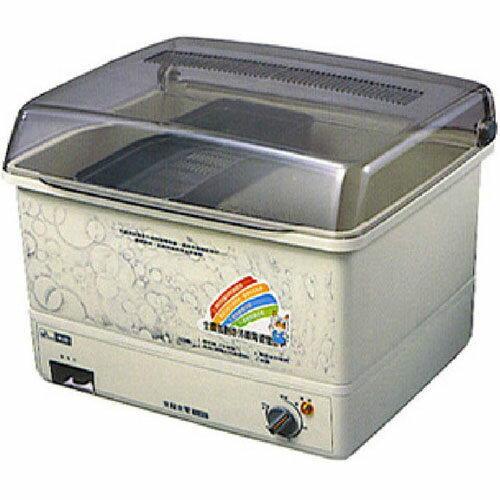 ~威利家電~~ 零利率 免 ~東龍10人份溫熱式烘碗機TL~407 ~  好康折扣