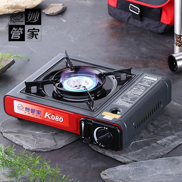 ~威利家電~~ 零利率 ~桌上型休閒瓦斯爐^(紅^)^#03015 K080