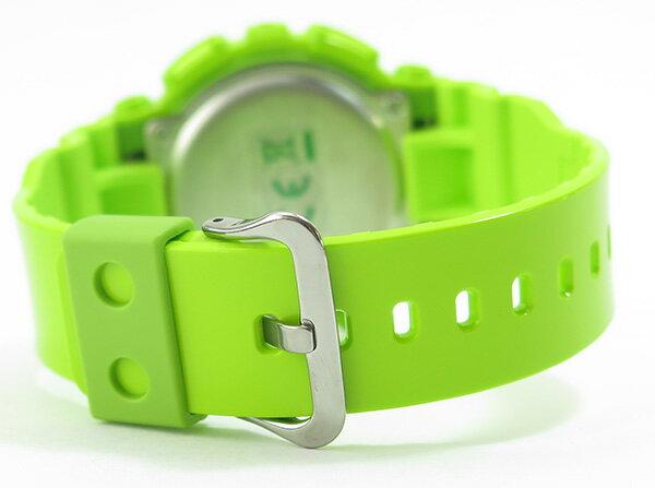 國外代購 CASIO G-SHOCK 摩登翠綠  GMA-110CC-3A   防水 手錶 腕錶 電子錶 男女錶 2
