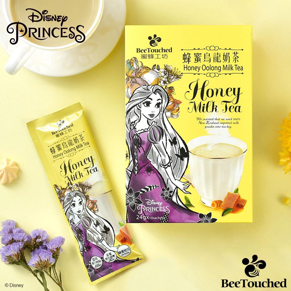蜜蜂工坊-迪士尼公主系列奶茶(任選2入) ❤口味有蜂蜜玫瑰奶茶、蜂蜜抹綠奶茶、蜂蜜錫蘭奶茶、蜂蜜烏龍奶茶❤ 送 聖誕分享杯 4