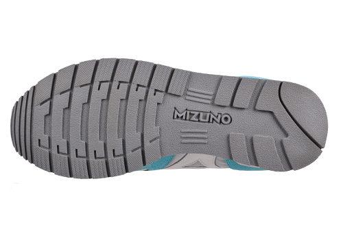 MIZUNO美津濃 復古系列 女休閒款慢跑鞋 紫白 3