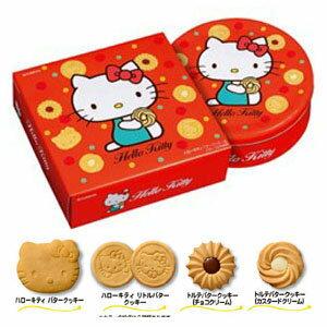 有樂町 中秋歷年暢銷 超可愛Kitty造型奶酥餅乾禮盒(附提袋) 0