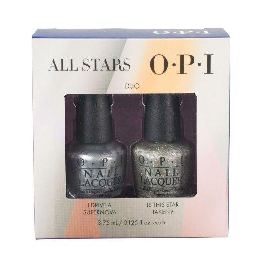 【彤彤小舖】 OPI All Stars 夢幻星辰系列 迷你2件組 3.75ml*2色 美國進口