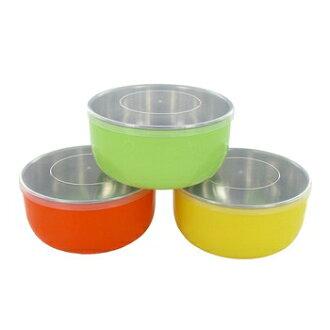美國 Onbi Baby 歐比寶貝 不鏽鋼餐碗專用碗蓋 1入 *夏日微風*