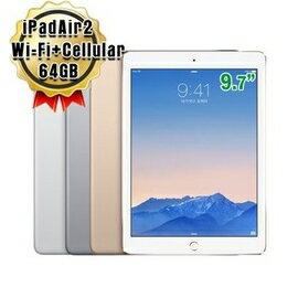 易集GO商城-蘋果Apple iPad Air2 WIFI+4G (金色)(拆封開保優惠)-86861-10564