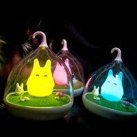 【 樂客生活 】奇幻精靈隨手燈 精靈燈 LED節能燈創意LED小夜燈床頭氛圍夜燈床頭氛圍夜燈創意LED節能觸控 生日禮物贈品