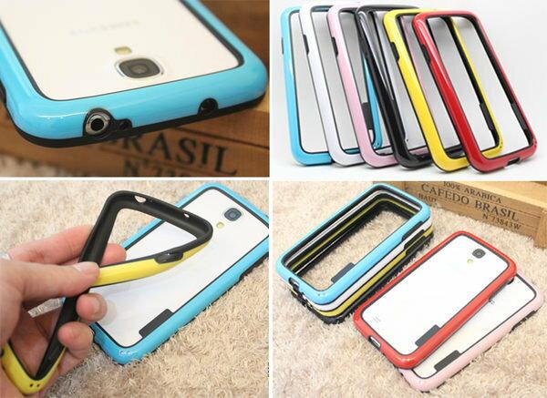 [A014]矽膠 雙色 TPU 軟邊框 iphone 6 plus note4 SONY Z3 手機殼 保護殼 軟框 保護套
