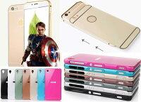 蝙蝠俠與超人周邊商品推薦創美【A043】推拉 全包 鋁合金 金屬邊框+背蓋 金屬框 I6 iPhone6 4.7 Plus 5.5 HTC 820 SONY Z3 三星 Note3  Note4 圓弧 保護殼 手機殼