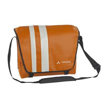 VAUDE Albert M Laptop Messenger Bag (orange) 0
