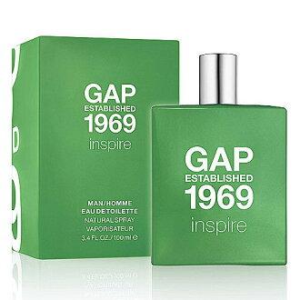 《香水樂園》GAP inspire 無限 男性淡香水 香水空瓶分裝5ML 三瓶免運費