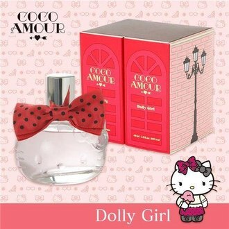 《香水樂園》Hello Kitty CoCo Amour Dolly Girl 小蝶女性淡香精 香水空瓶分裝 5ml