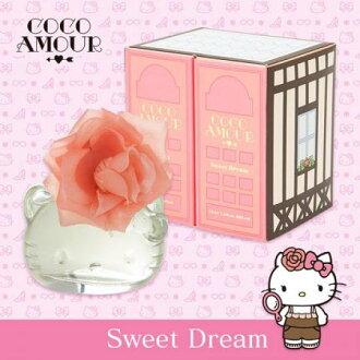 《香水樂園》Hello Kitty CoCo Amour Sweet Dream 花花女性淡香精  香水空瓶分裝 5ml