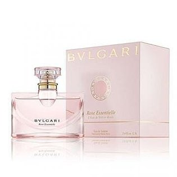 《香水樂園》BVLGARI Rose Essentielle 寶格麗輕甜玫瑰淡香水 100ml