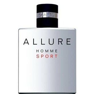 《香水樂園》CHANEL 香奈兒 ALLURE SPORT 男性運動香水 5ML  香水空瓶分裝 超商取貨付款