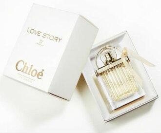 《香水樂園》Chloe 克羅埃 Love Story 愛情故事女性淡香精 香水空瓶分裝5ML