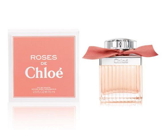 《香水樂園》 Chloe Roses De Chloe 玫瑰女性淡香水 50ml 另有30ml 75ml 可超商取貨付款