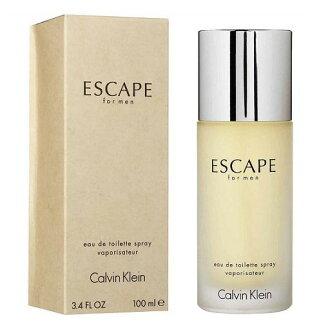《香水樂園》 Calvin Klein CK Escape 逃離男性淡香水 香水空瓶分裝 5ml