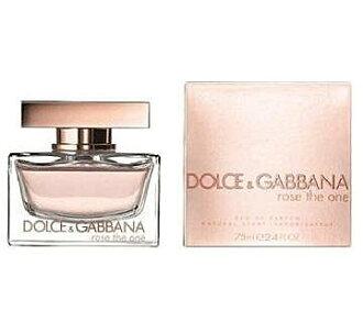 《香水樂園》D&G Rose The One 唯戀玫瑰 女性淡香精 香水空瓶分裝 5ml