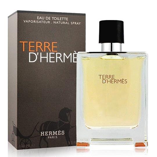《香水樂園》Hermes Terre D'Hermes 愛馬仕 大地 男性淡香水 100ml