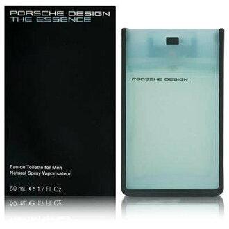 《香水樂園》Porsche Design The Essence 保時捷經典男性淡香水 香水空瓶分裝 5ML