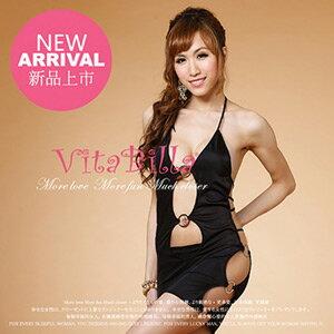 【伊莉婷】VitaBilla 愛情寶貝 連身裙+小褲 二件組 A005620620 0